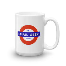 Load image into Gallery viewer, Mind the Email Geek (Mug)
