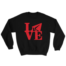 Load image into Gallery viewer, Email Love - Red (Crewneck)