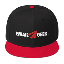 Load image into Gallery viewer, Fly Email Geek (Snapback)