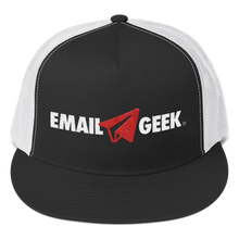 Load image into Gallery viewer, Fly Email Geek (Trucker Hat)