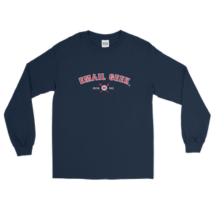 Olde Tyme Email Geek (Long Sleeve)