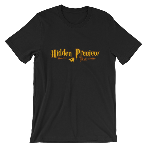 Hidden Preview Text (Unisex)