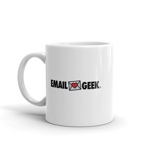 Email Geek Love (Mug)