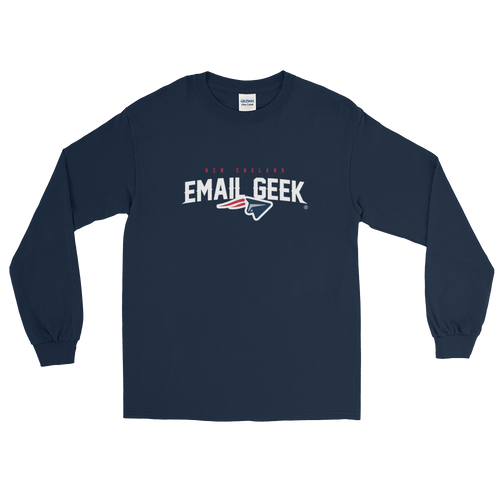 Revolutionary Email Geek (Long Sleeve)