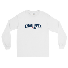 Load image into Gallery viewer, Revolutionary Email Geek (Long Sleeve)