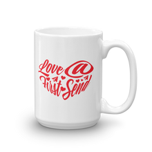 Load image into Gallery viewer, Love At First Send (Mug)