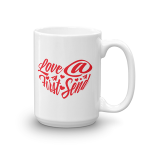 Love At First Send (Mug)