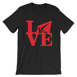 Email Love - Red (Unisex)