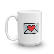 Load image into Gallery viewer, Love Email Emoji (Mug)