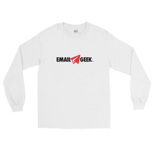 Fly Email Geek (Long Sleeve)