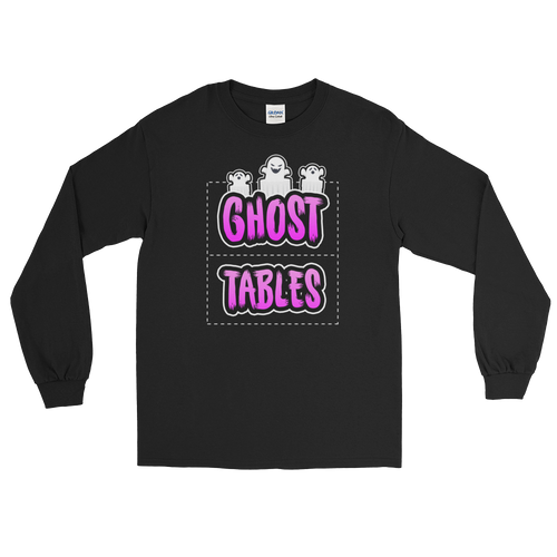 Ghost Tables (Long Sleeve)