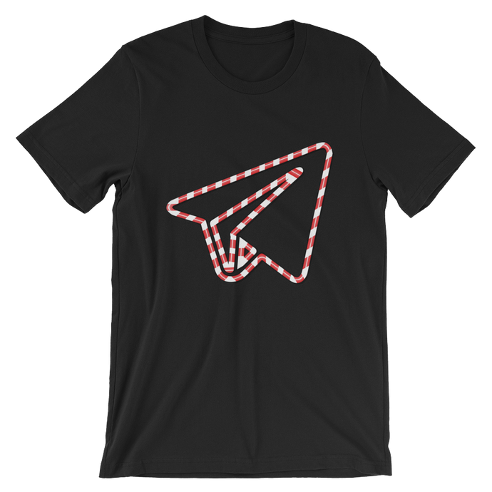 The Candy Cane Emblem (Unisex)