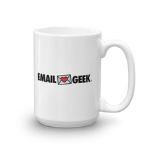 Load image into Gallery viewer, Email Geek Love (Mug)