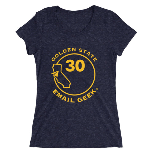 Golden State Email Geek (Women's)