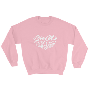 Love At First Send - Pink (Crewneck)