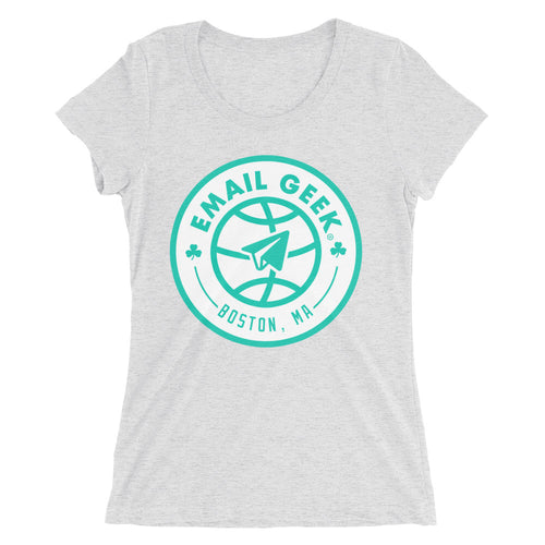 Luck of the Email Geek (Women's)