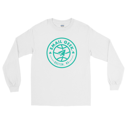 Luck of the Email Geek (Long Sleeve)