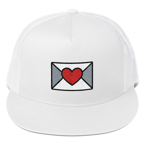 Love Email Emoji (Trucker Hat)
