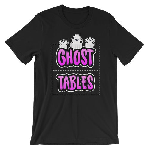 Ghost Tables (Unisex)