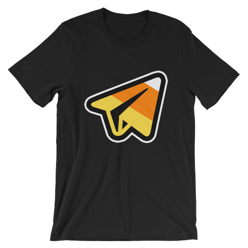 The Candy Corn Emblem (Unisex)