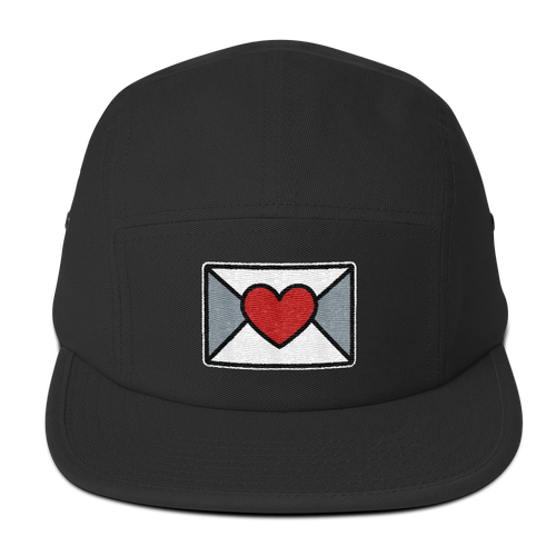 Love Email Emoji (Five Panel Cap)