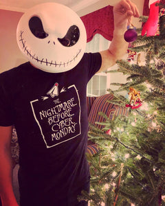 The Nightmare Before Cyber Monday (Unisex)