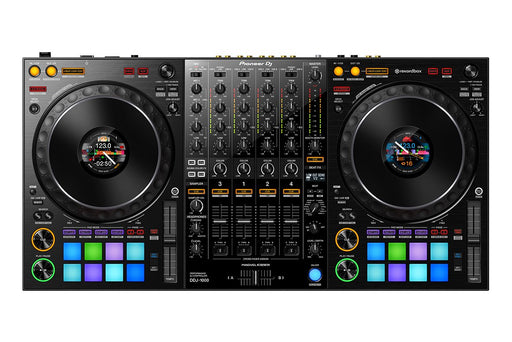 Pioneer DDJ-1000 Blemished Box - DJ TechTools