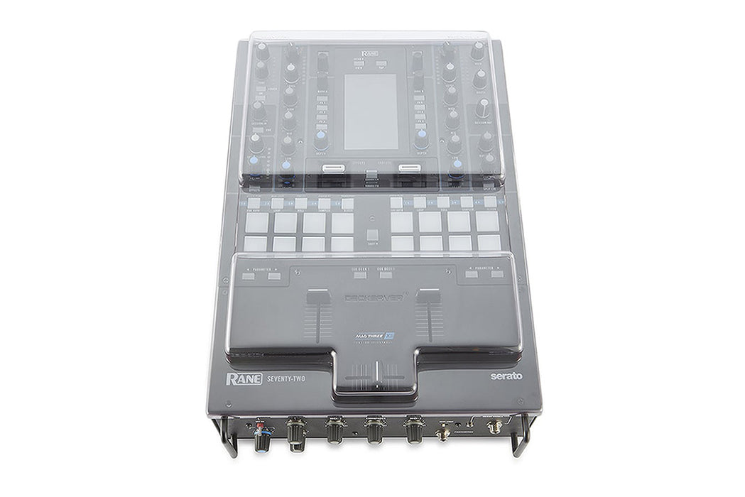 Decksaver Rane Seventy-Two Cover - DJ TechTools
