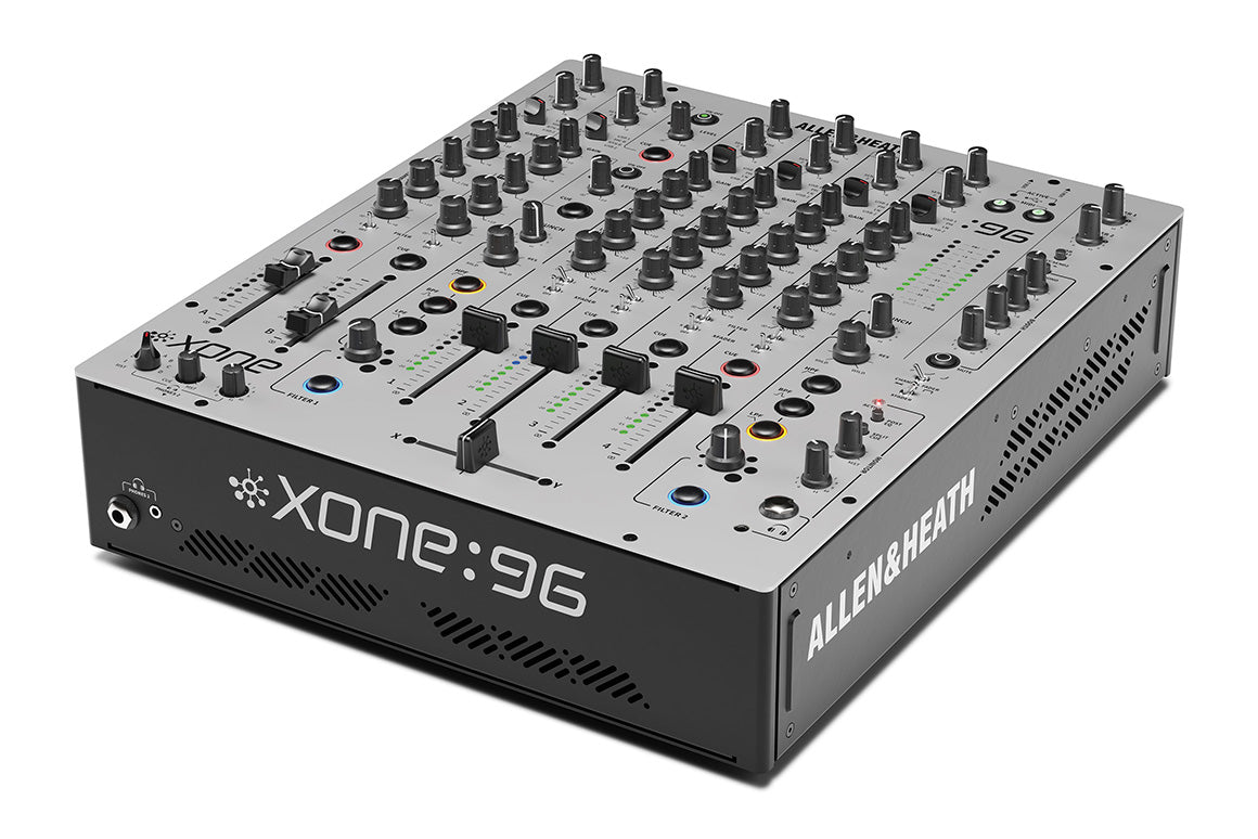 Allen & Heath Xone:96 - DJ TechTools