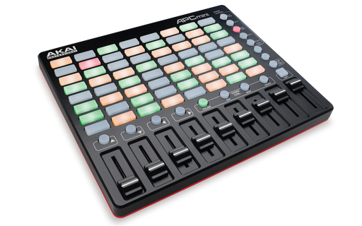 Akai APC Mini - DJ TechTools