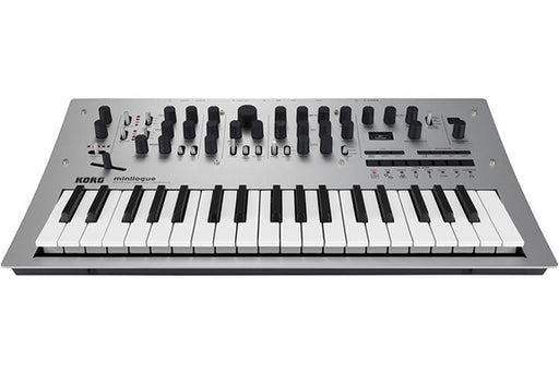 Korg Minilogue - DJ TechTools