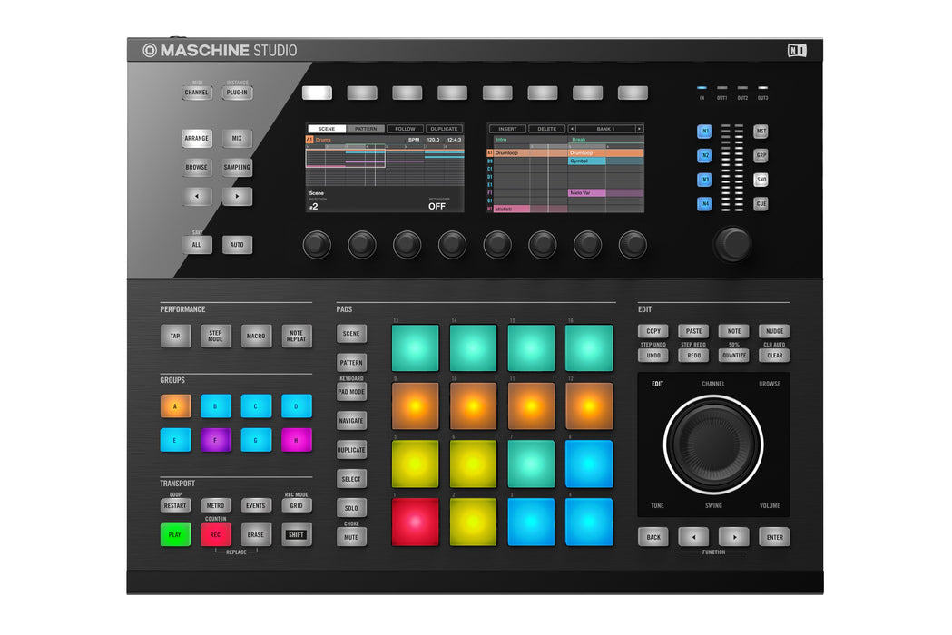 Maschine Studio - DJ TechTools