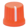 Fatty Knob / Neon Orange