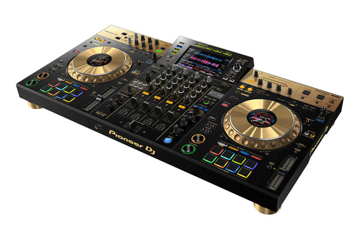 Pioneer XDJ-XZ-N Limited Edition Gold Digital DJ System
