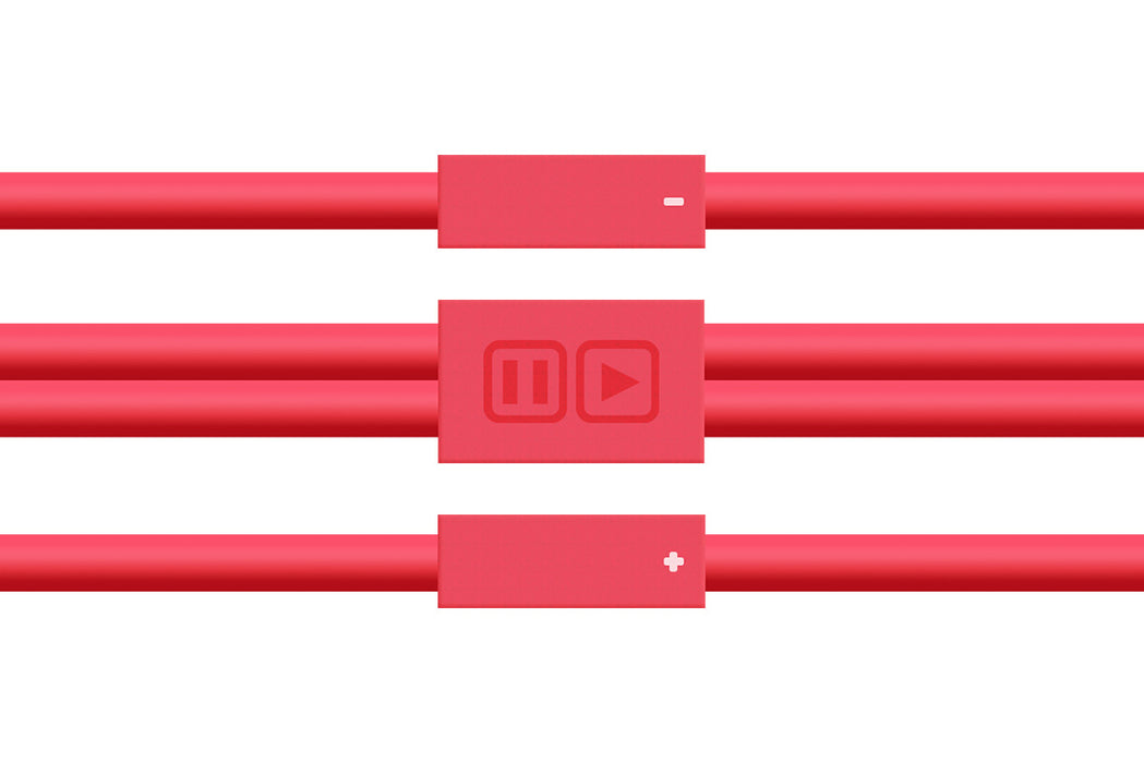 R-Tech Red T Handle Pull Cable