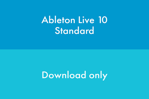 Ableton Live 10 Standard (Download) - DJ TechTools