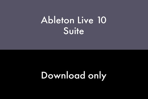 Ableton Live 10 Suite (Download) - DJ TechTools