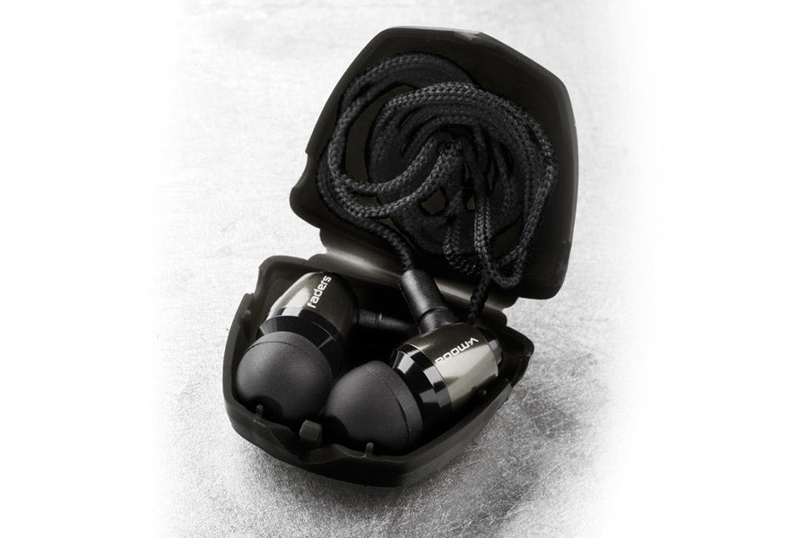 Earplugs by V-MODA - DJ TechTools
