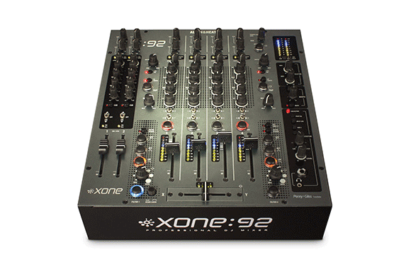 Allen & Heath Xone:92 - DJ TechTools