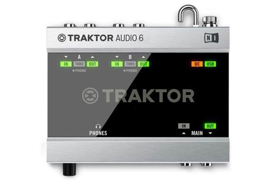 Traktor Scratch Audio 6 - DJ TechTools