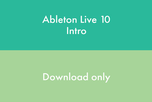 Ableton Live 10 Intro (Download) - DJ TechTools