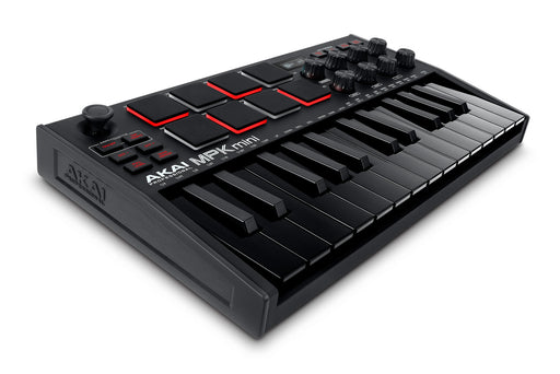 Akai MPK Mini 3 Black SE
