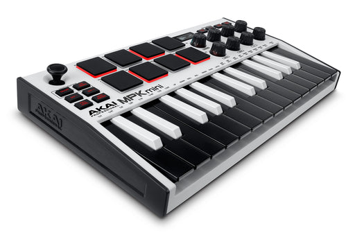 Akai MPK Mini 3 White SE