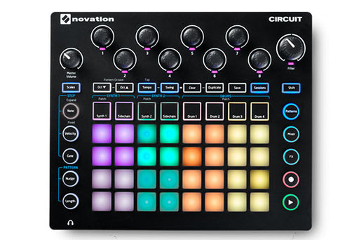 Novation Circuit - DJ TechTools