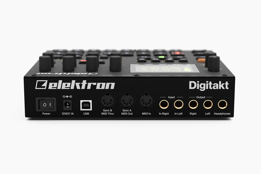 Elektron Digitakt - DJ TechTools