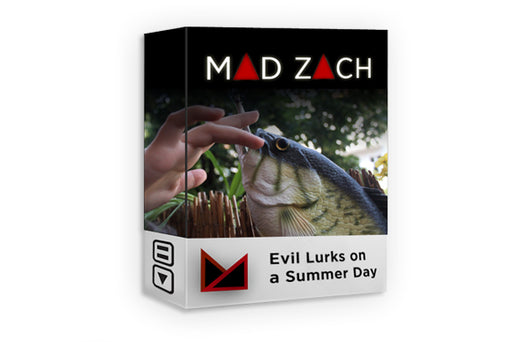 Mad Zach's Evil Lurks on a Summer Day Sound Pack