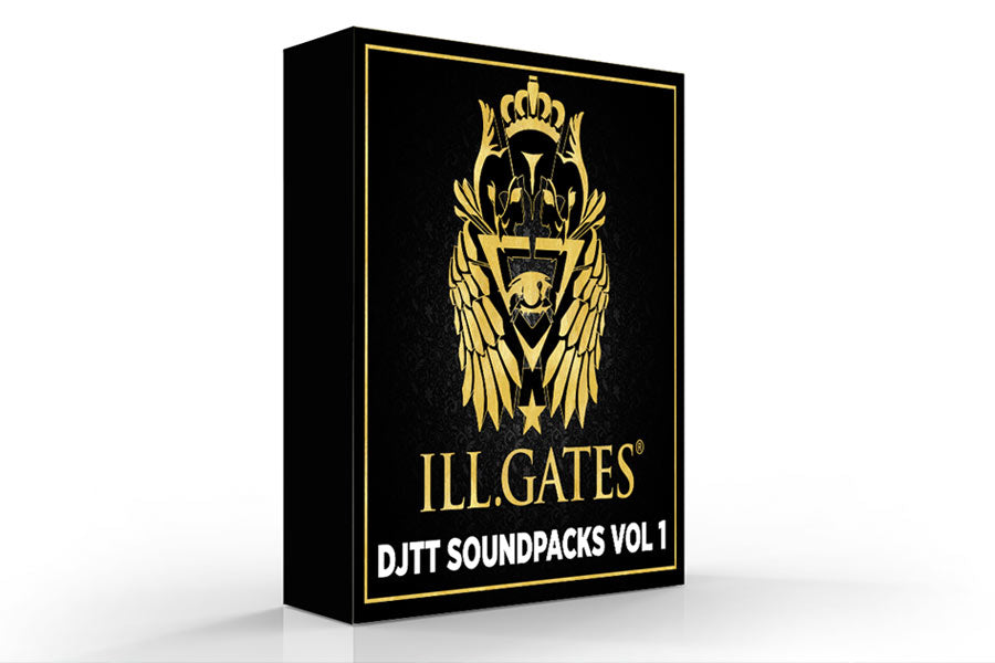 Ill Gates Performance Sound Packs Vol. 1 - DJ TechTools