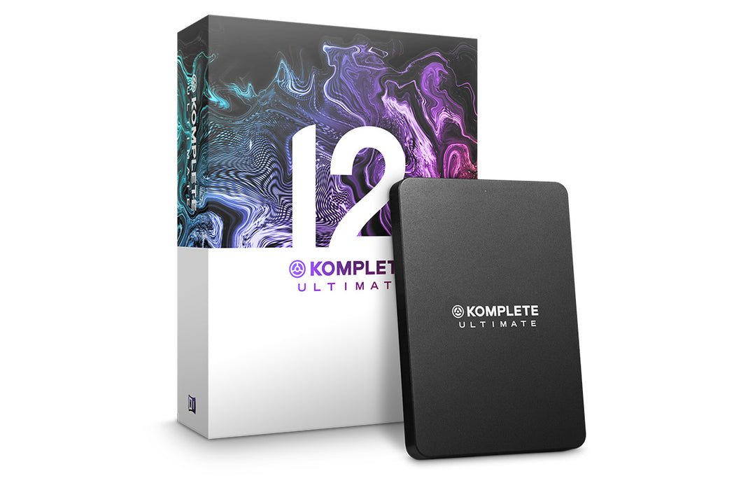 Komplete 12 Ultimate - DJ TechTools