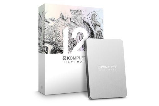 Komplete 12 Ultimate (Collector's Edition) - DJ TechTools