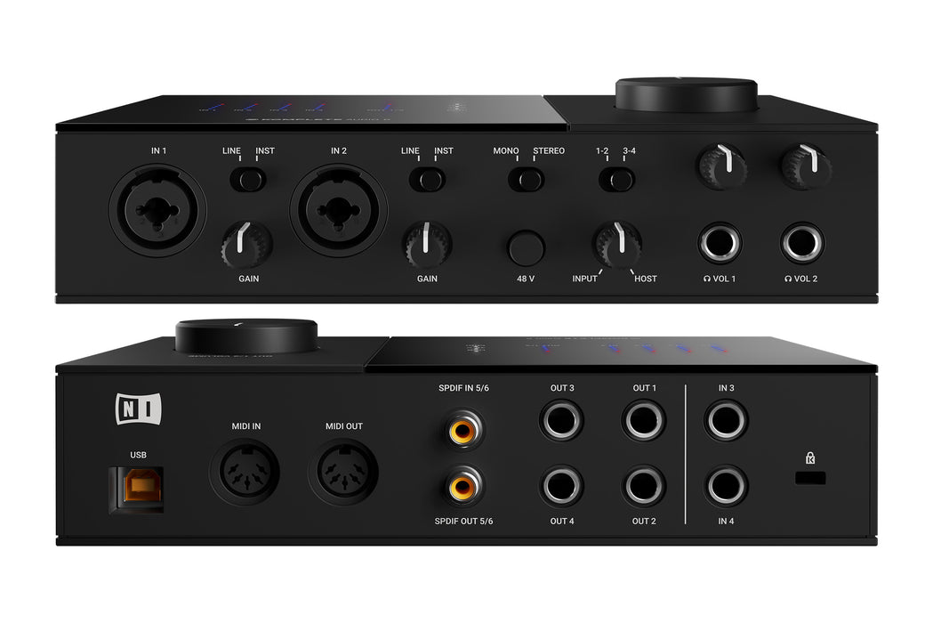 Komplete Audio 6 MK2 Recording Interface - DJ TechTools